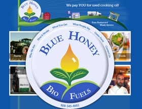 Blue Honey Bio Fuels
